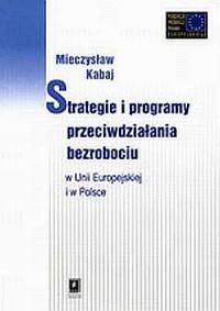 Strategie i programy przeciwdziałania - okładka książki