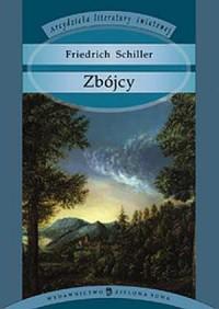 Zbójcy. Seria: Arcydzieła literatury światowej - okładka książki