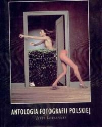 Antologia fotografii polskiej - okładka książki