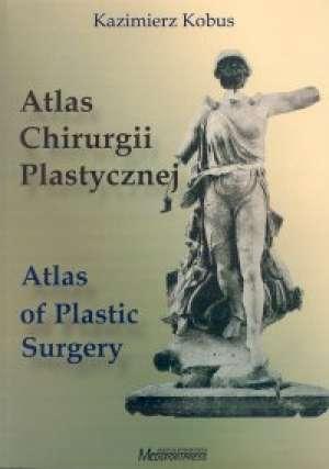 Atlas chirurgii plastycznej - okładka książki