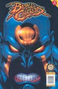 Battle Chasers cz. 5 - okładka książki
