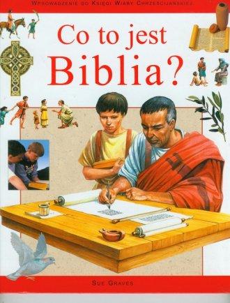 Co to jest Biblia? - okładka książki