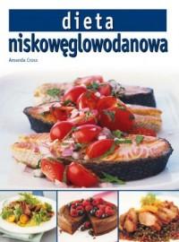 Dieta niskowęglowodanowa - okładka książki