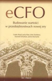 eCFO - okładka książki