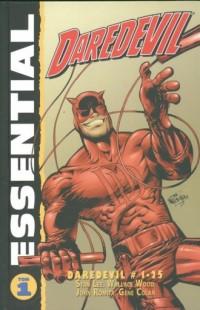 Essential. Daredevil. Tom 1 - okładka książki