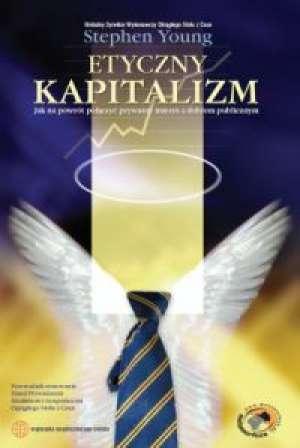 Etyczny kapitalizm - okładka książki