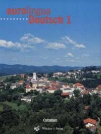 Eurolingua Deutsch 1 - okładka podręcznika