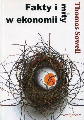 Fakty i mity w ekonomii - okładka książki