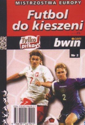 Futbol do kieszeni (+ CD) - okładka książki