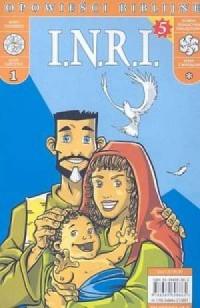 I.N.R.I 1 - okładka książki