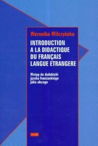 Introduction a la didactique du francais langue etrangere - okładka podręcznika