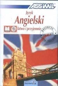 Język angielski łatwo i przyjemnie (+ 4 CD) - okładka podręcznika