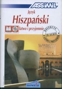Język hiszpański. Łatwo i przyjemnie (+ 4 CD) - okładka podręcznika