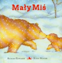 Mały miś - okładka książki