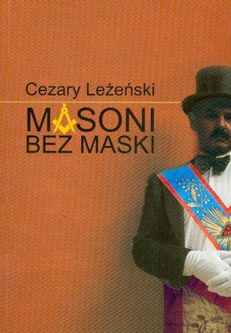 Masoni bez maski - okładka książki