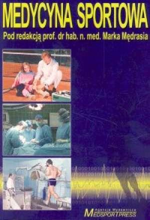 Medycyna sportowa - okładka książki