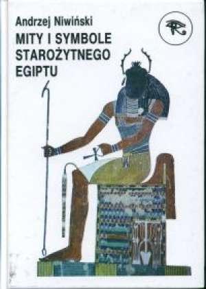 Mity i symbole starożytnego Egiptu - okładka książki