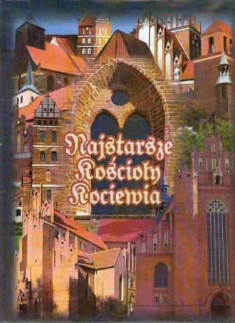 Najstarsze kościoły Kociewia - okładka książki