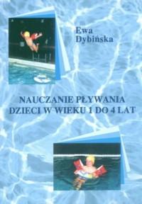 Nauczanie pływania dzieci - okładka książki