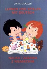 Nauka i zabawa z językiem niemieckim - okładka podręcznika