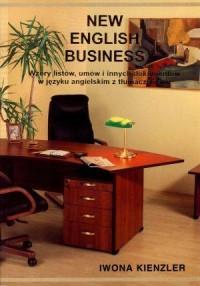 New english business - okładka podręcznika