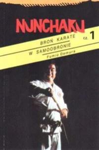 Nunchaku - okładka książki