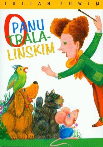 O panu Tralalińskim - okładka książki