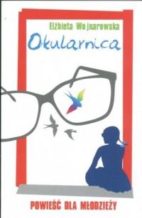 Okularnica - okładka książki