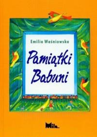 Pamiątki babuni - okładka książki