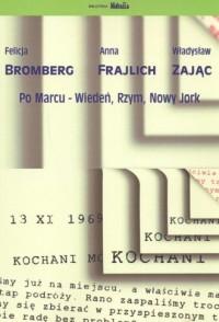 Po marcu Wiedeń - okładka książki