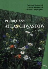 Podręczny atlas chwastów - okładka książki