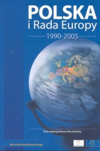 Polska i Rada Europy 1990-2005 - okładka książki
