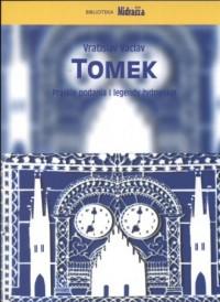 Praskie podania i legendy żydowskie - okładka książki