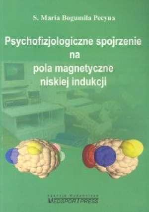 Psychofizjologiczne spojrzenie - okładka książki