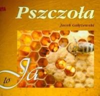 Pszczoła to ja - okładka książki