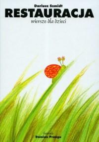 Restauracja. Wiersze dla dzieci - okładka książki
