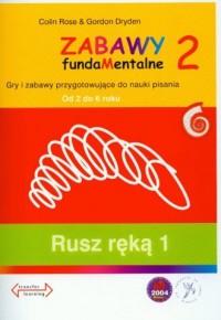 Rusz ręką 1 - okładka książki