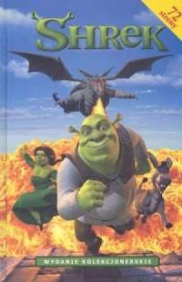 Shrek - okładka książki