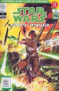 Star Wars. Generał Skywalker cz. 1 - okładka książki