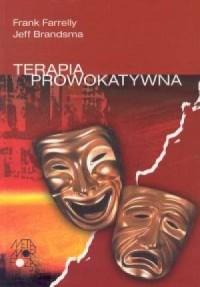 Terapia prowokatywna - okładka książki