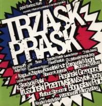 Trzask prask - okładka książki