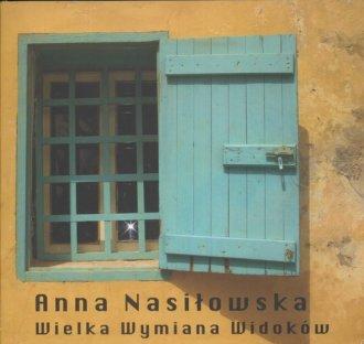Wielka wymiana widoków - okładka książki