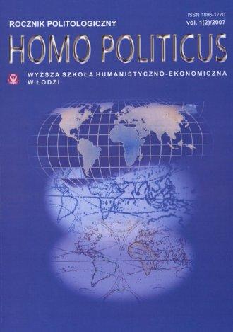 Civitas Politicus. Rocznik politologiczny - okładka książki