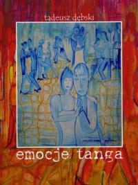 Emocje tanga - okładka książki