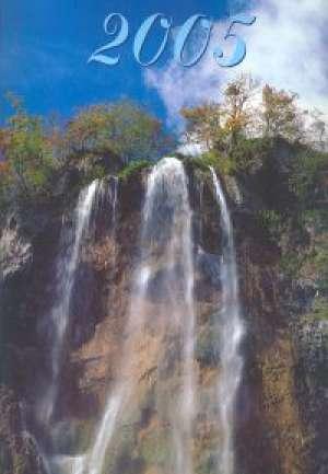 Kalendarz 2005 Górskie krajobrazy - okładka książki