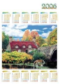 Kalendarz 2006 Domek - okładka książki