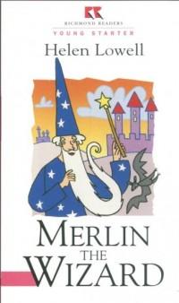 Merlin The Wizard - okładka książki