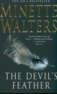 The Devils Feather - okładka książki