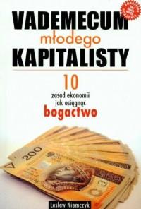 Vademecum młodego kapitalisty - okładka książki