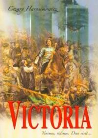 Victoria - okładka książki